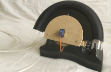 prototype tangible feedback in steering wheel