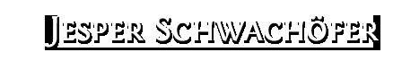 Jesper Schwachöfer